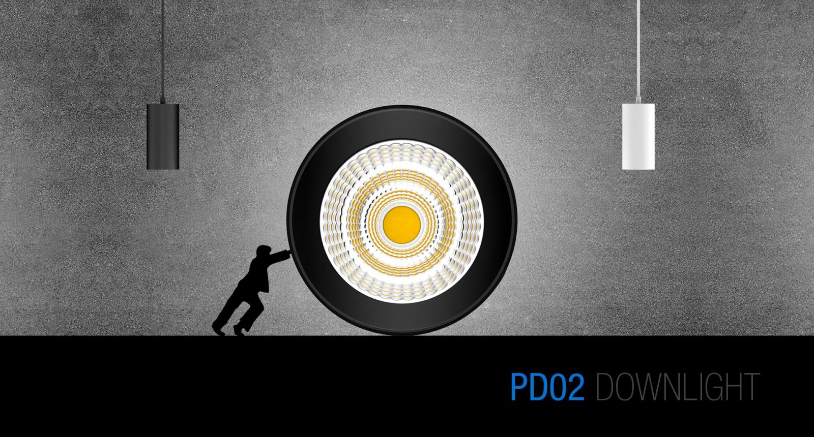 PD02 LED DOWNLIGHT
