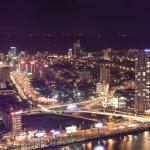 Hệ thống chiếu sáng công cộng của thành phố Đà Nẵng sẽ đáp ứng được công nghệ chiếu sáng hiện đại, tiết kiệm điện - Ảnh: Ng.Tuấn.