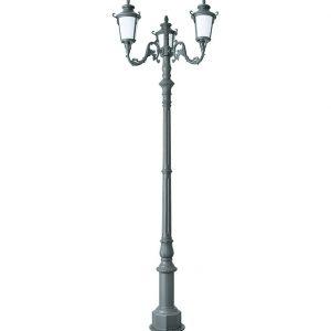 Trụ đèn sân vườn NTP-1001-2