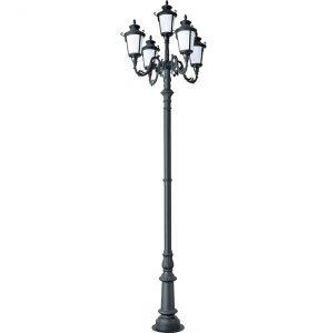 Trụ đèn sân vườn NTP-1001-5
