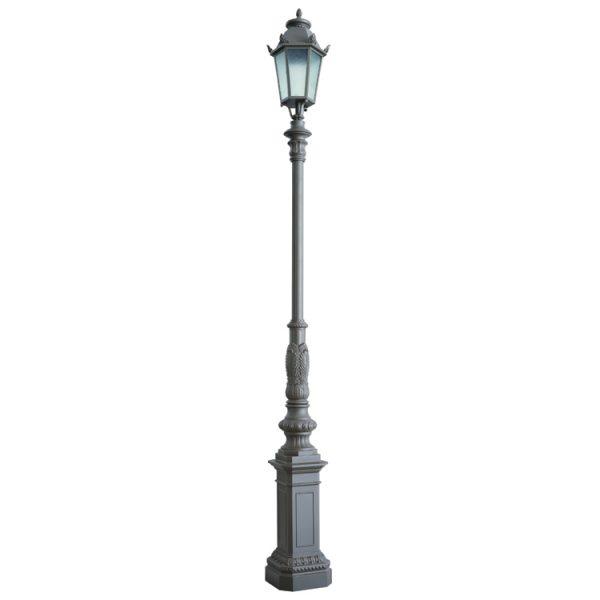 Trụ đèn sân vườn NTP-1002-1