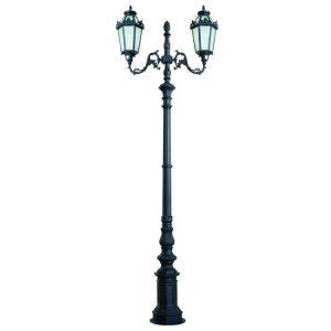Trụ đèn sân vườn NTP-1002-2
