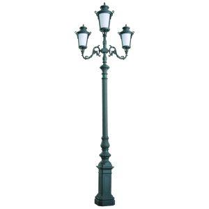 Trụ đèn sân vườn NTP-1002-3