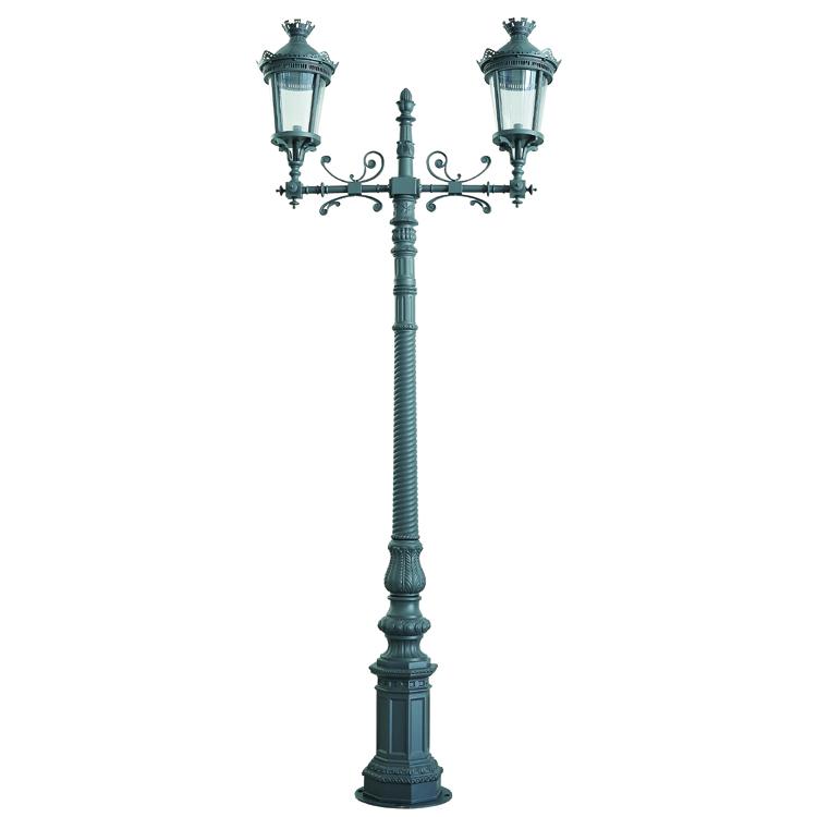 Trụ đèn sân vườn NTP-1003-2