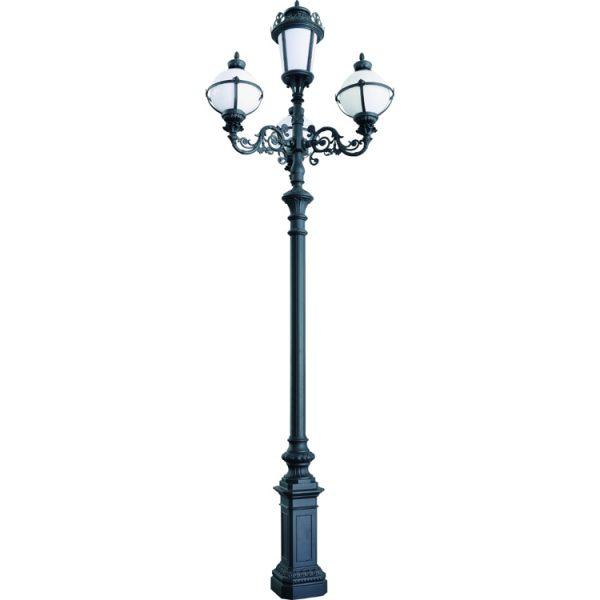 Trụ đèn sân vườn NTP-1003-3