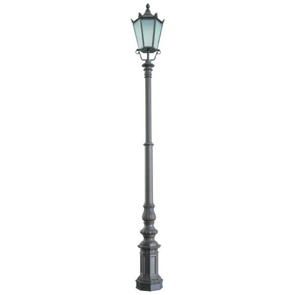 Trụ đèn sân vườn NTP-1004-1