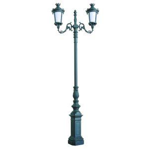 Trụ Đèn Chiếu Sáng Sân Vườn NTP-1004-2