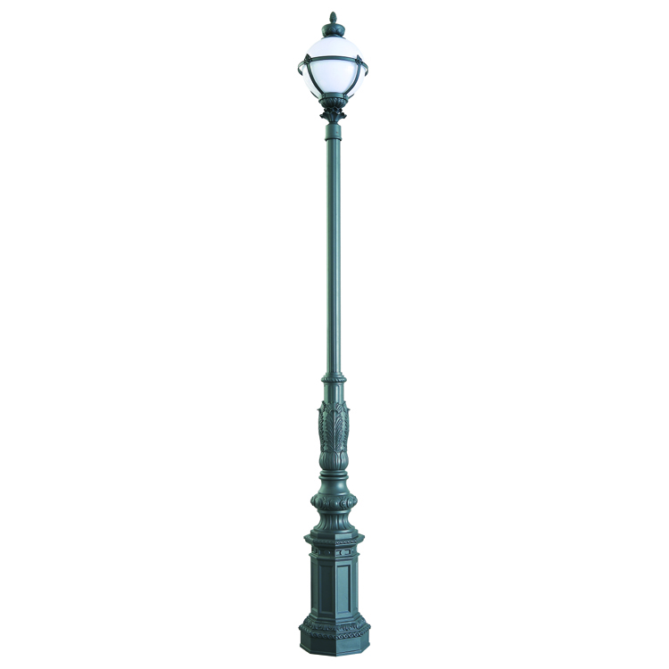 Trụ Đèn Chiếu Sáng Sân Vườn NTP-1006-1