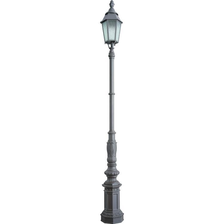 Trụ Đèn Chiếu Sáng Sân Vườn NTP-1008-1