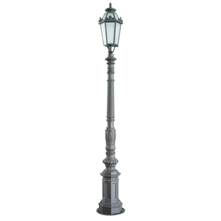 Trụ Đèn Chiếu Sáng Sân Vườn NTP-1011-1