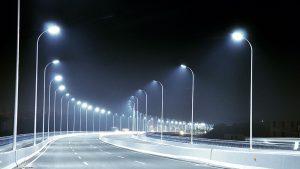 Thiết kế đèn chiếu sáng công cộng