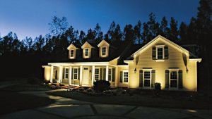 - Exterior light design