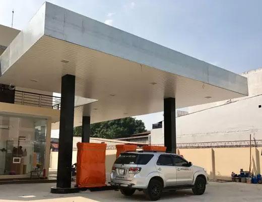 Trạm xăng, Việt nam