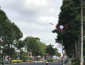 Vị trí dự án: – Đường Lý Thường Kiệt, Tp Cao lãnh, Đồng tháp.